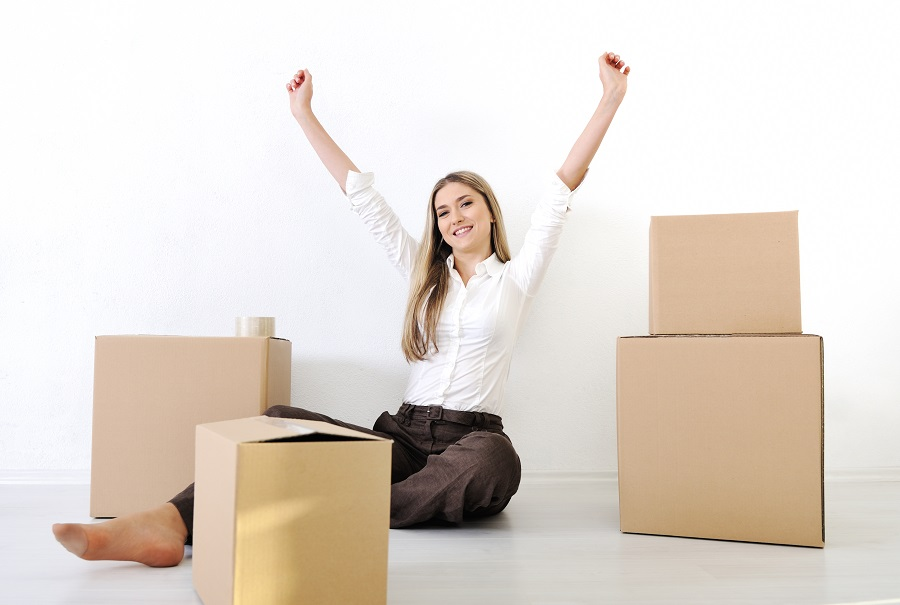 Tips to make moving day a little easier!