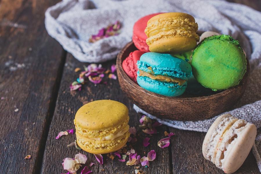 Ezy Breezy Salted Caramel French Macaron Recipe